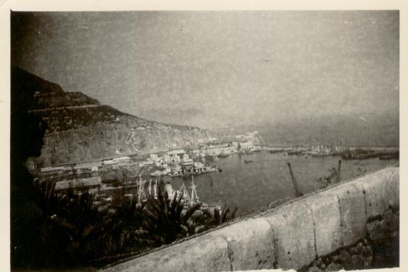 20- La rade d'Oran