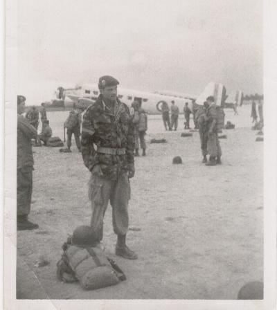 4- JU 52 Camp de Meucon sept. 1955