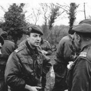 Cne Guignon futur Général 11DP-Col Guilleminot