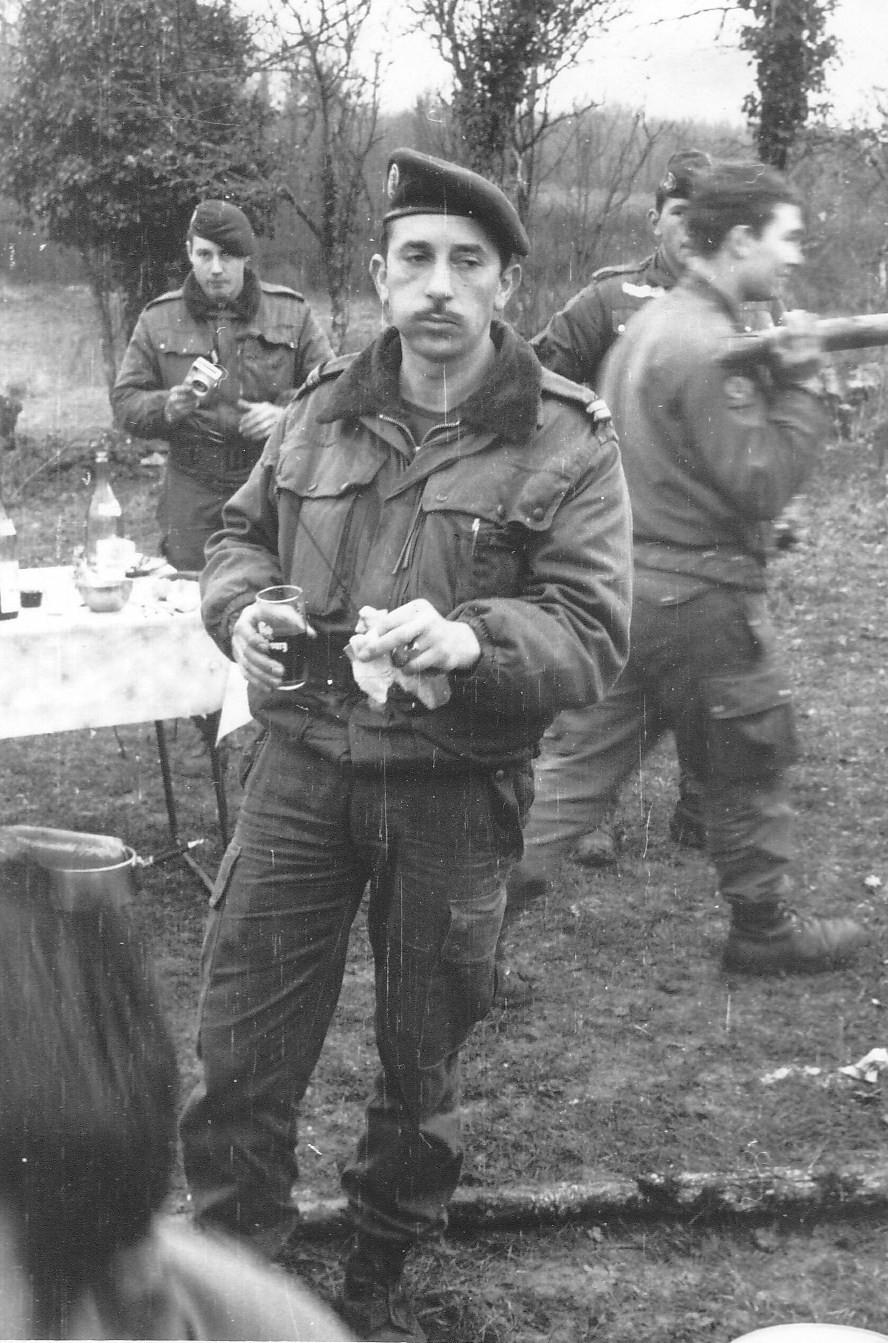 Lt Langlois Officier trans