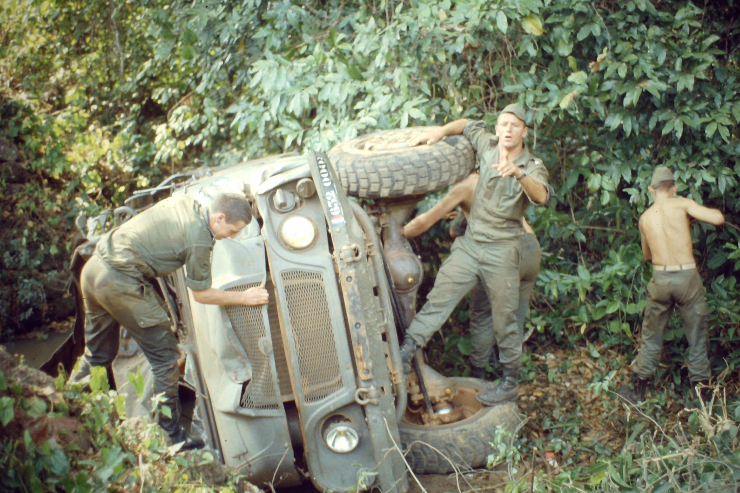 Accident de marmon 33