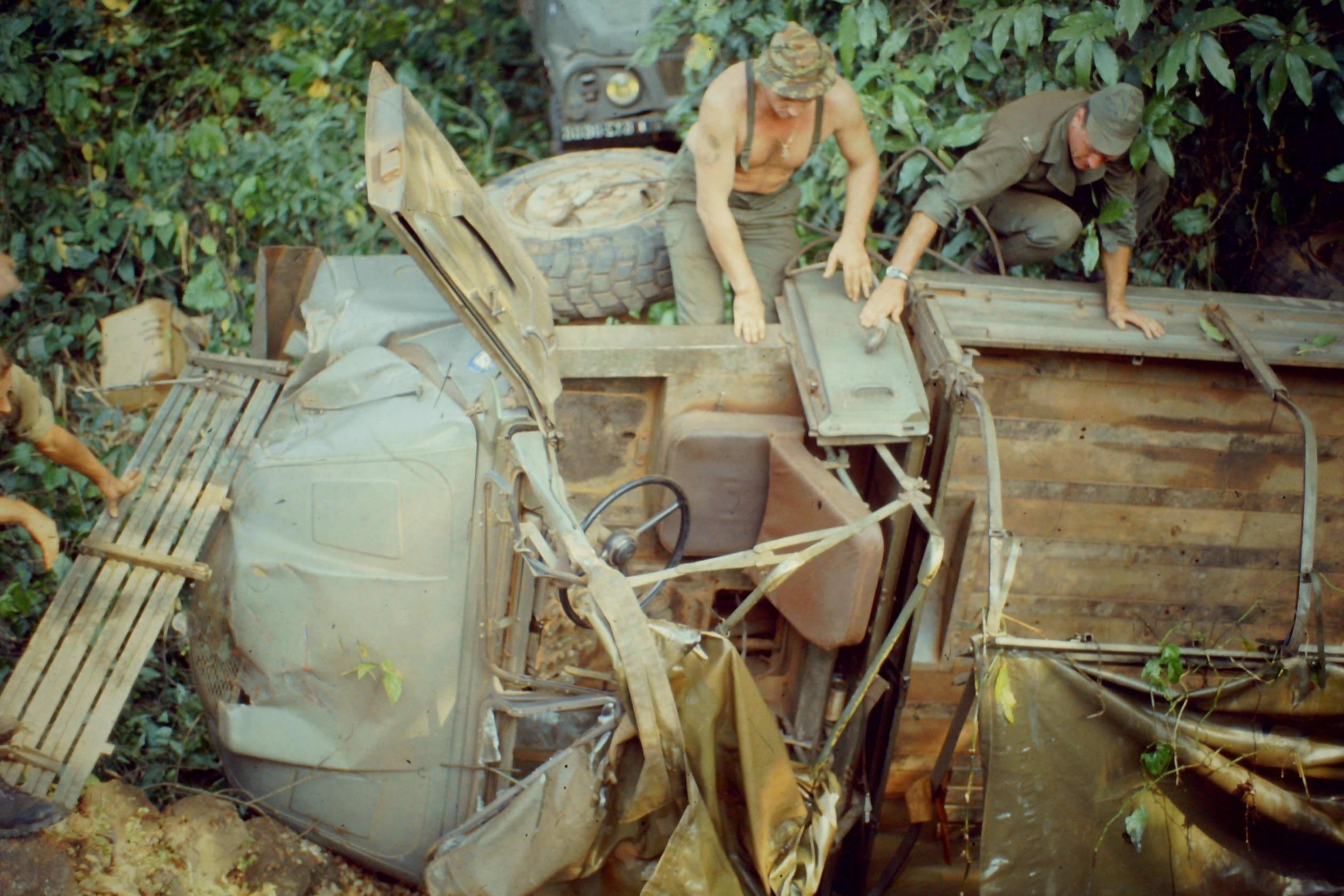 Accident de marmon 37