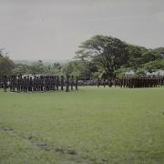Armée Fidji + Anglaise