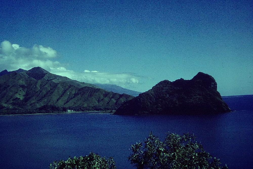 Baie poule de Hienghène