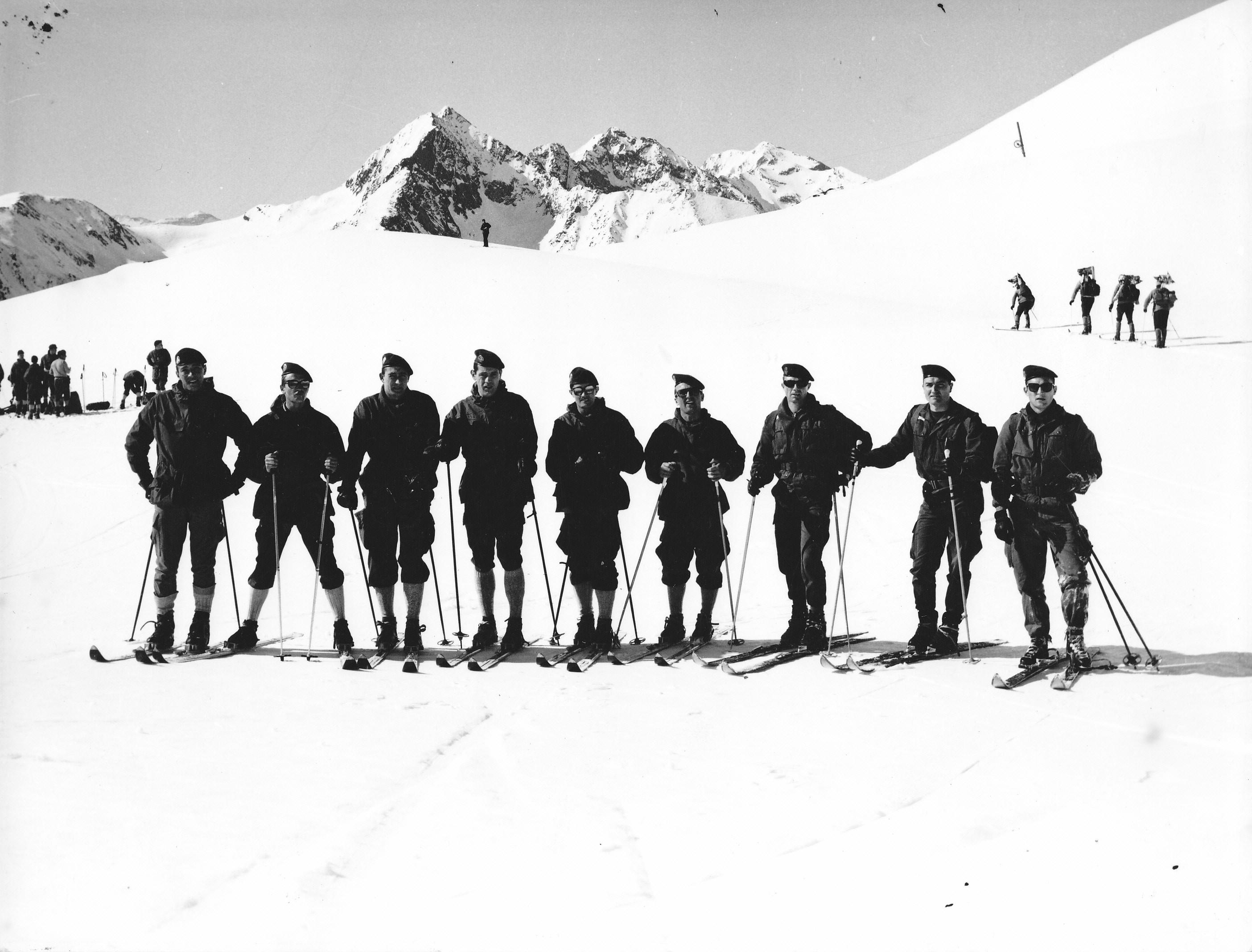 Equipe para neige 1