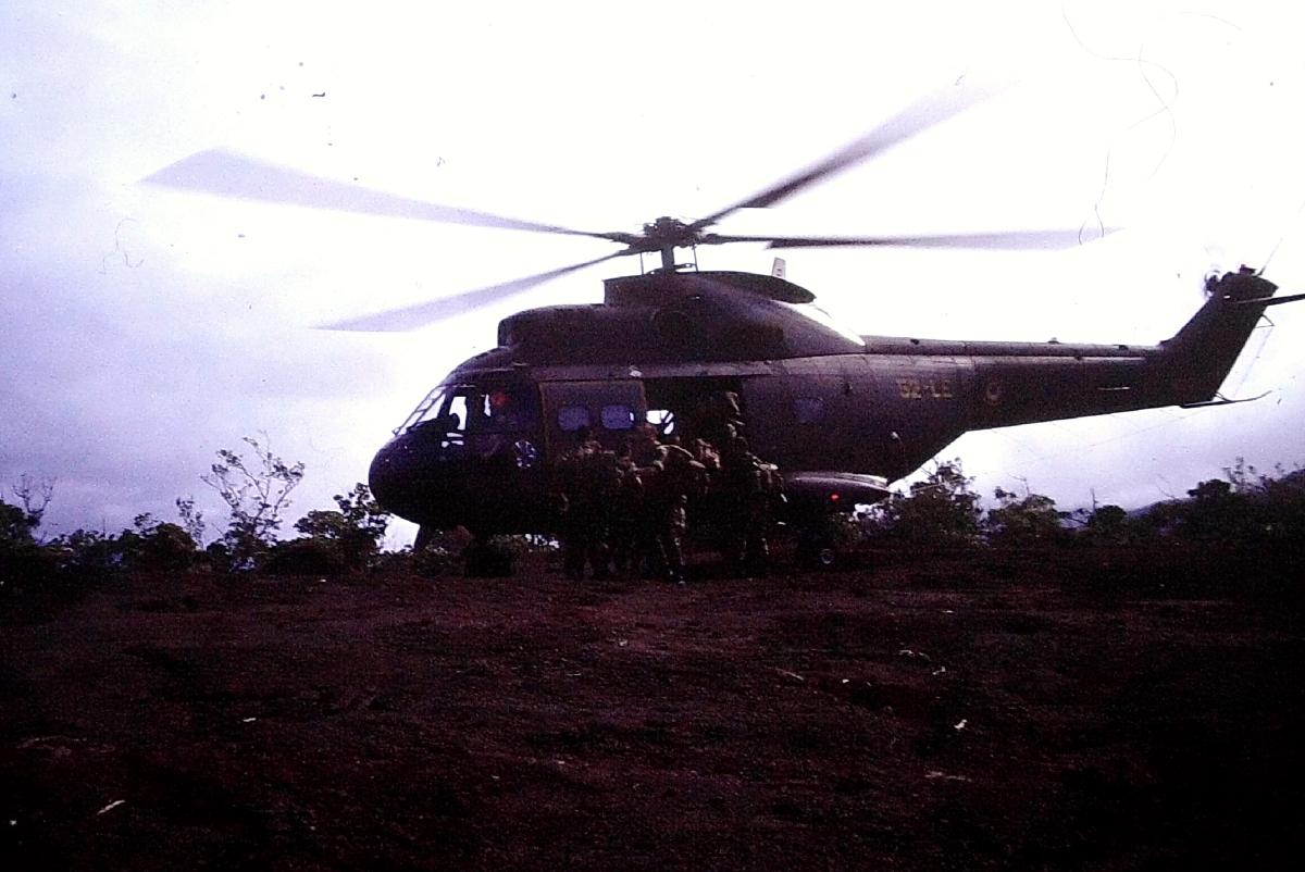 Héliportage alerte Hébrides (2)