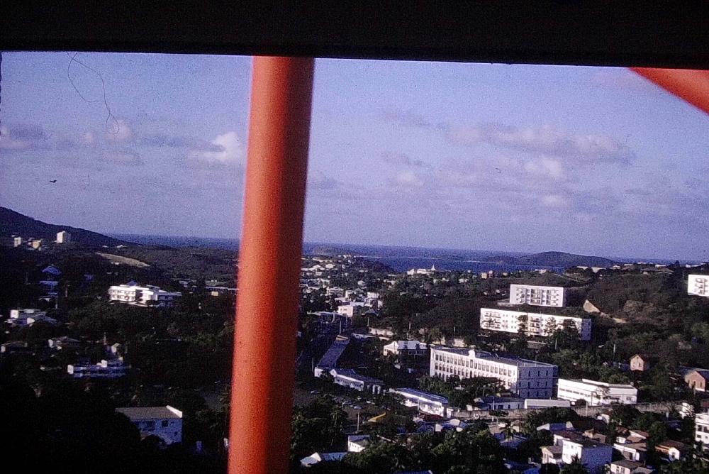 Poste de garde des antennes haut de Nouméa (1)