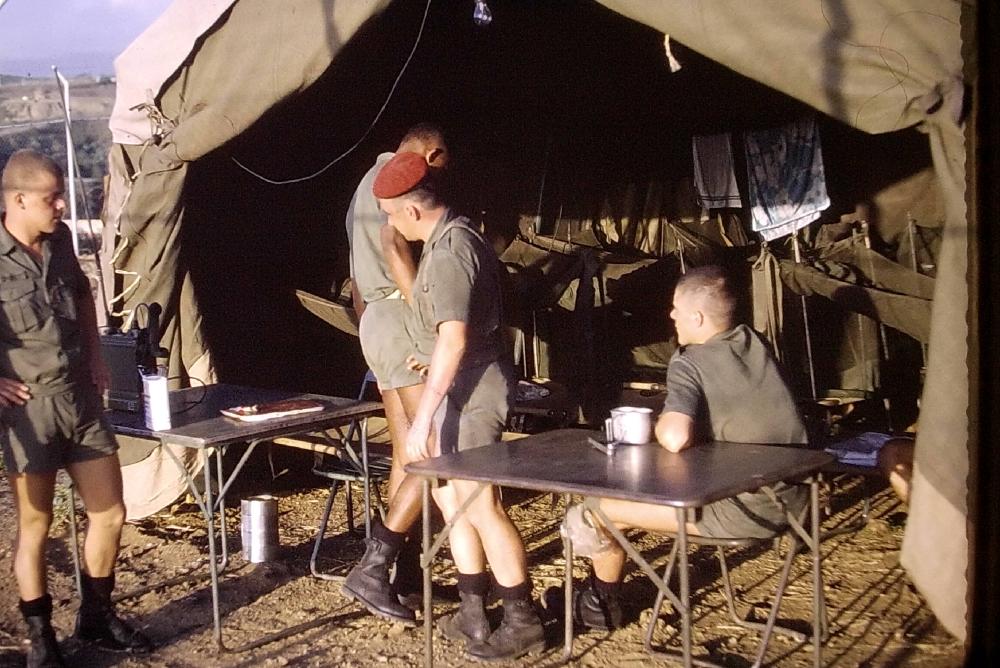 Poste de garde des antennes haut de Nouméa (4)