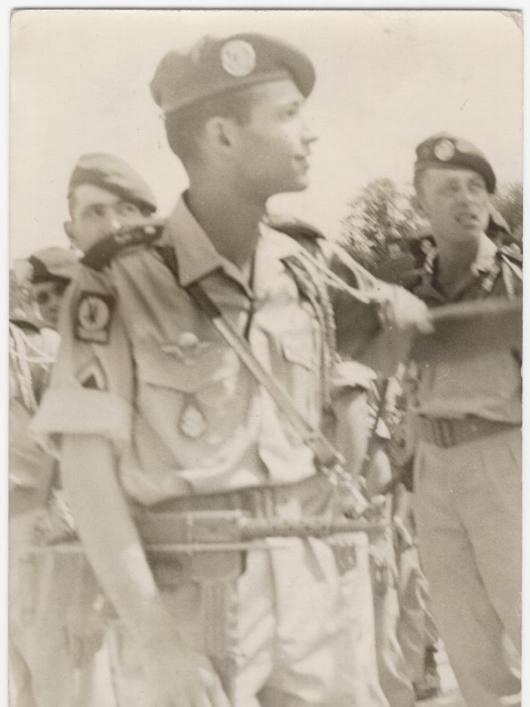 Sergent Christian BEN AMOR 1