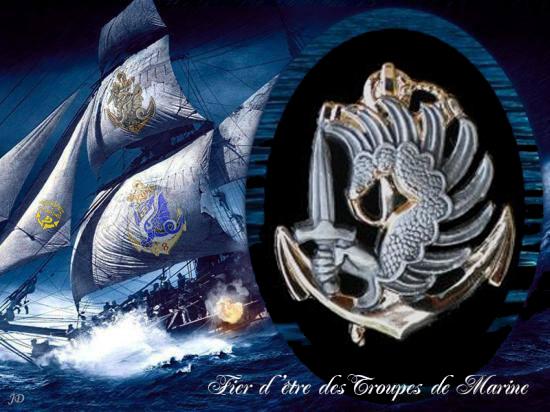 Troupe de marine